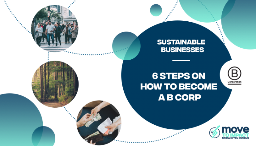 white paper 6 steps on how to become a b corp